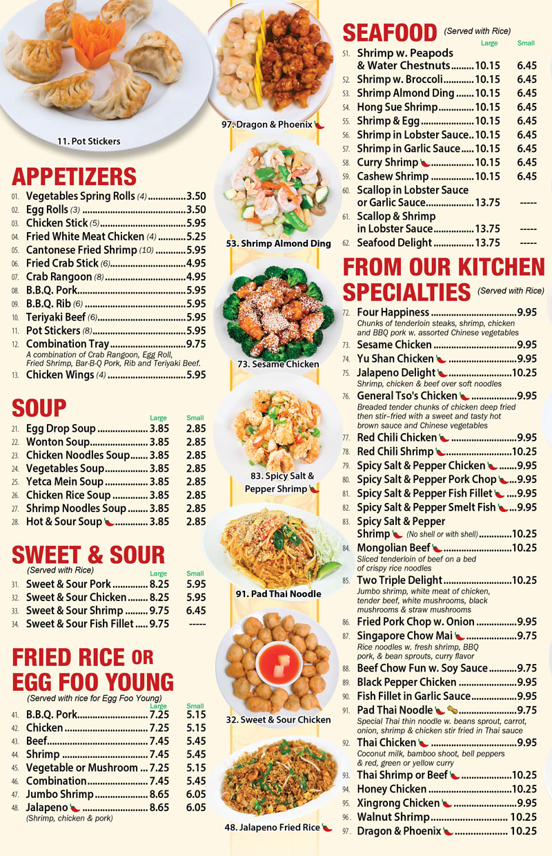 New Chinese Kitchen